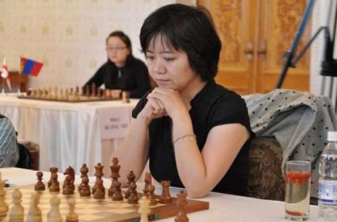 Xu Yuhua Gran Maestro