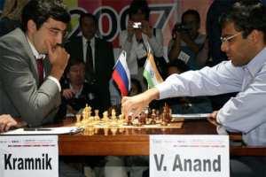 anand vs kramnik world championship 2008