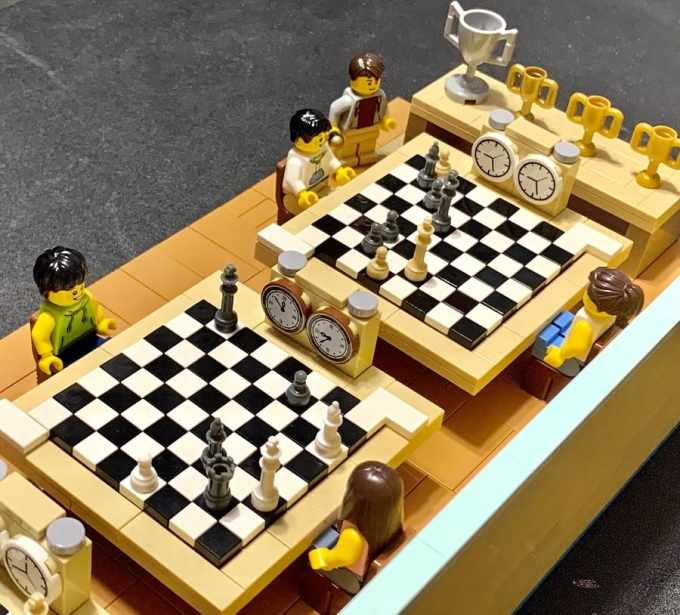 ajedrez de lego 2