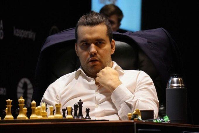 Ian Nepomniachtchi Foto Tatiana Andreeva
