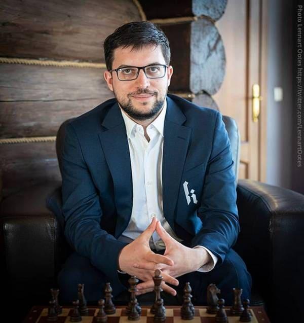 Maxime Vachier-Lagrave candidatos 2021