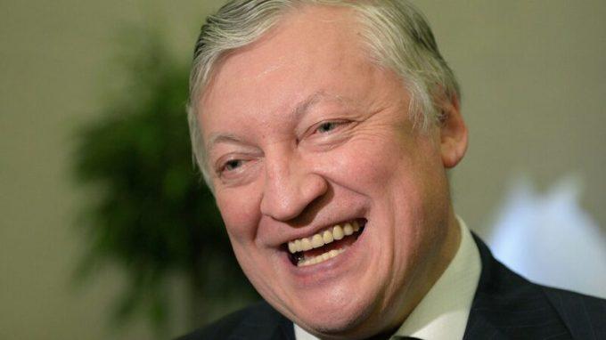 Anatoly Karpov 70 años