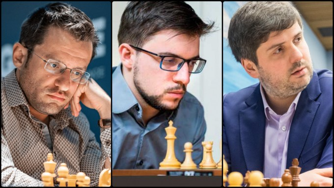 Aronian, Vachier-Lagrave, Svidler y otros se Convirtieron en Representantes del Proyecto de Ajedrez de Kasparo