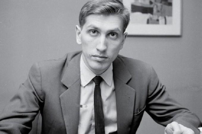 Bobby Fischer GM
