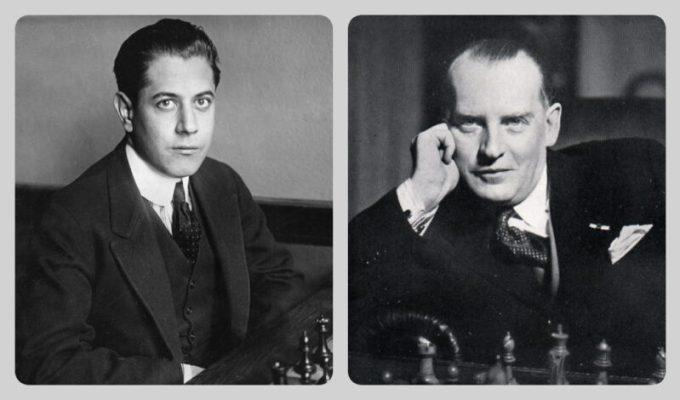 Las Batallas de Ajedrez más Famosas | Capablanca - Alekhine