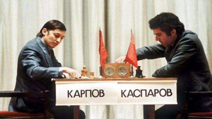 Las Batallas de Ajedrez más Famosas Kaspov - Kasparov