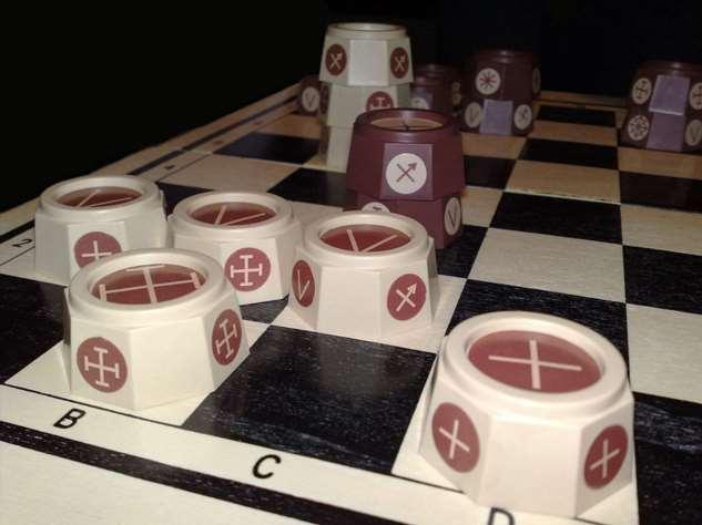 ajedrez ruso