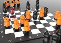 02_juego de ajedrez Illuminis, diseñado por Bülent Ünal