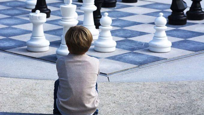 Capablanca aprendió a jugar al ajedrez antes de aprender a leer