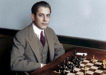 Ocho datos curiosos sobre Capablanca, el campeón mundial de ajedrez cubano