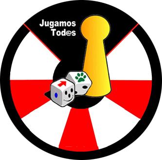 Logotipo del Premio de Jugamos Tod@s