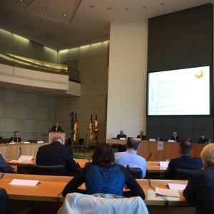 Verbandsversammlung des Stadtfeuerwehrverband