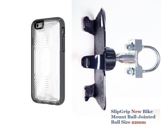 U-Mount Halterung für Speck Mighty Shell Clear Case