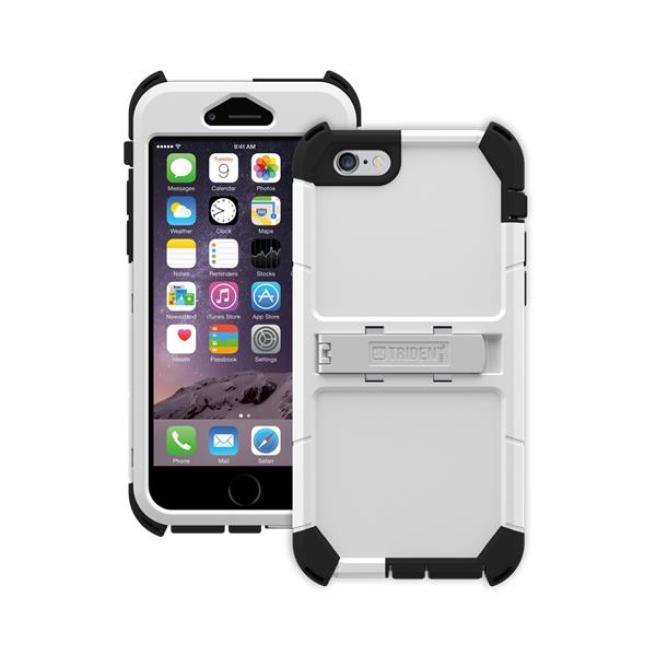 Kraken A.M.S iPhone6 Hülle in weiß