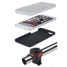 Tigre MountCase für iPhone6 mit Regenüberzug