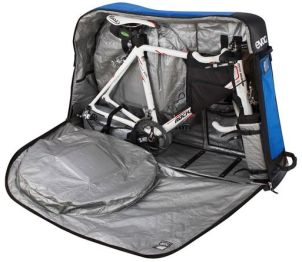 Flugreise mit dem Fahrrad - Packtasche