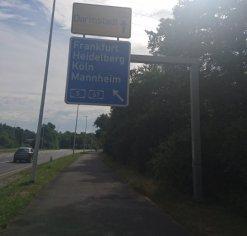 jugendstilBikes Langstrecke 200 Autobahn?