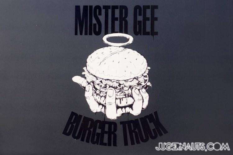 Mister Gee Burger Truck-1