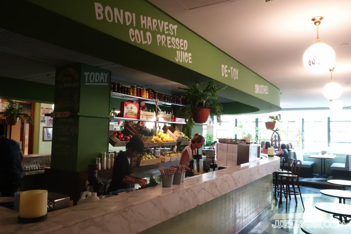 Bondi Harvest | Bondi Junction - Jugernauts Sydney ...