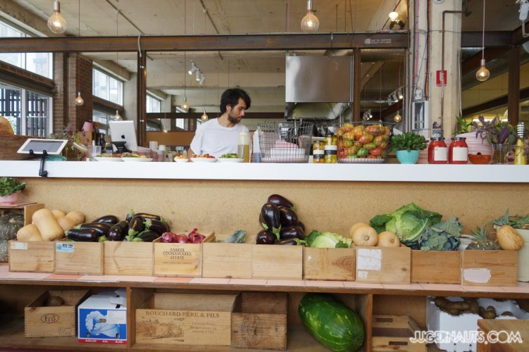 Bread & Circus Wholefoods Canteen - Alexandria-1