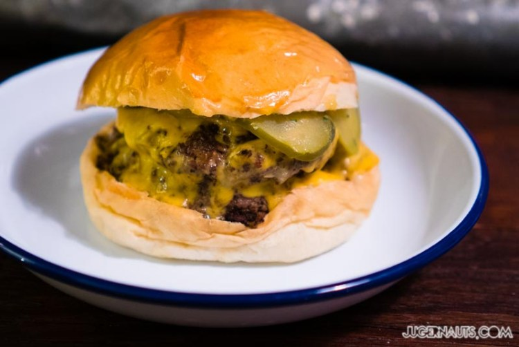 Cheeky Burger - Paddington-12