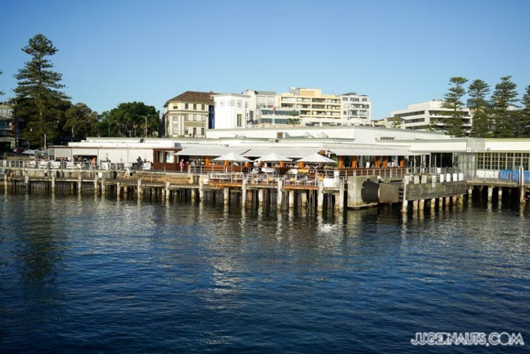 Hugos Manly - The Deck-2