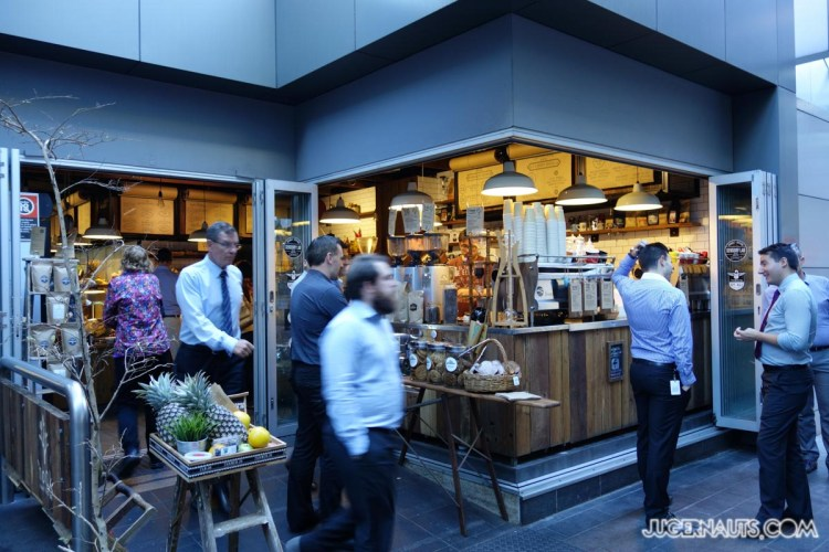 NoOk urban Fresh Bar - CBD-1