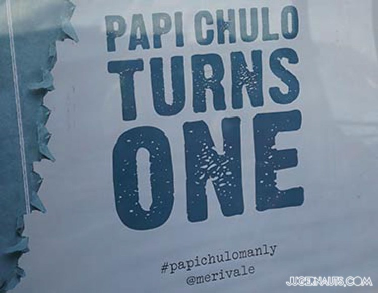 Papi Chulo Turns One- Manly Merivale-1