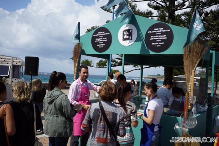 March into Merivale -  Coogee Foreshore Festival (4)