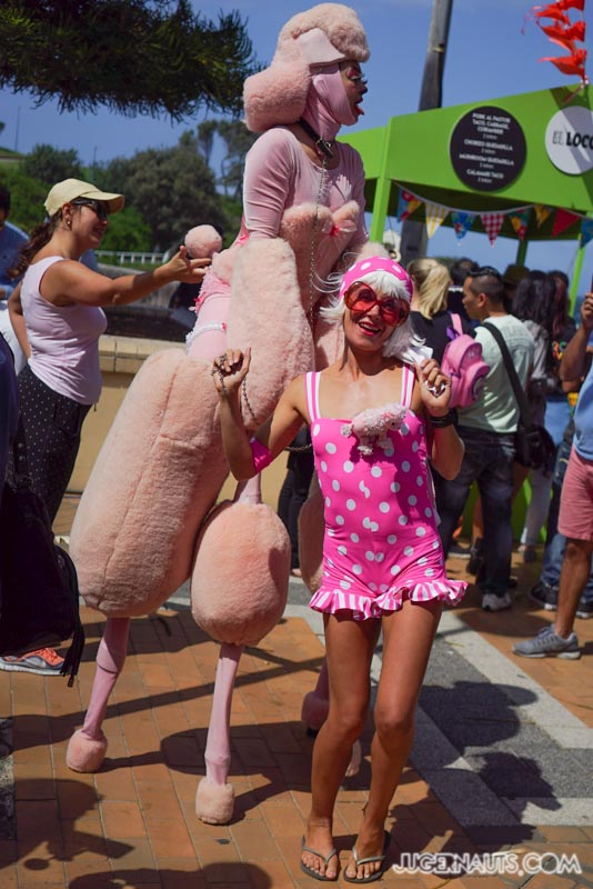 March into Merivale -  Coogee Foreshore Festival (47)