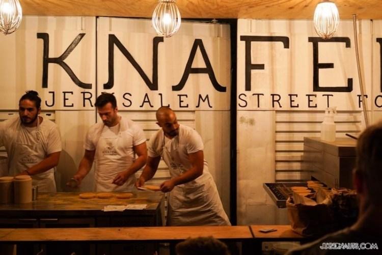 Knafeh Jerusalem Street Food (8)