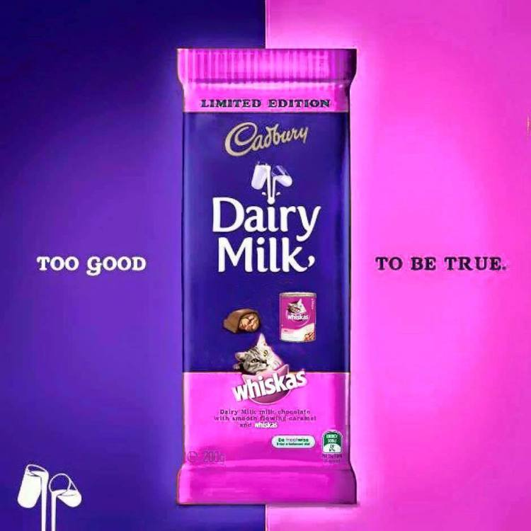 Cadbury Chocolate too good to be true (1)