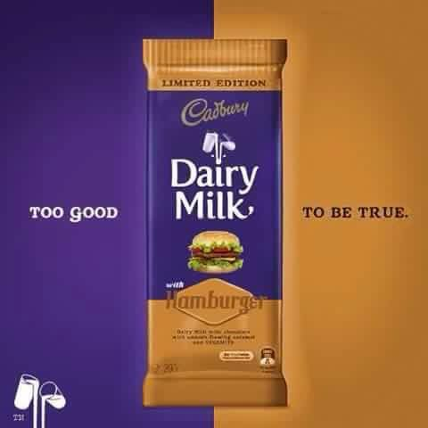 Cadbury Chocolate too good to be true (2)