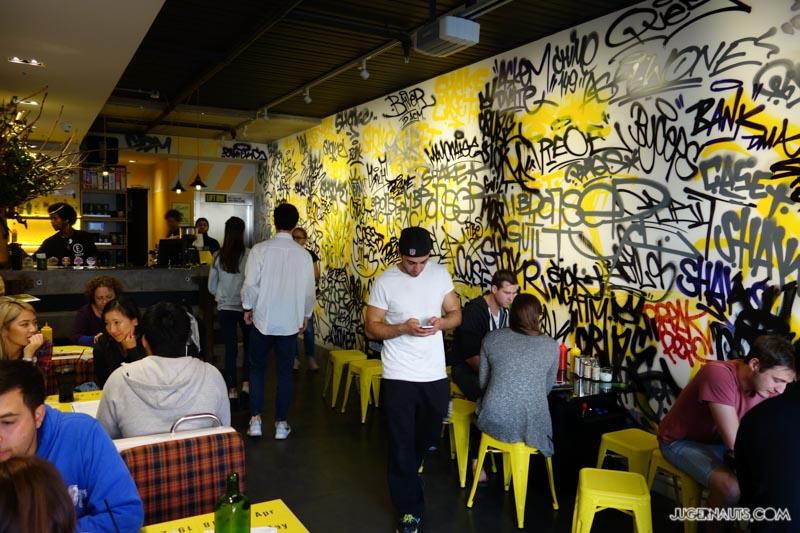 Easey Street Collingwood Cafe