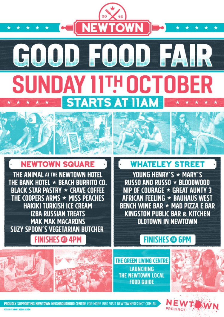 Newtown Good Food Fair 2015