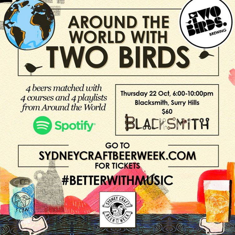 Spotify Two Birds Brewing (1)