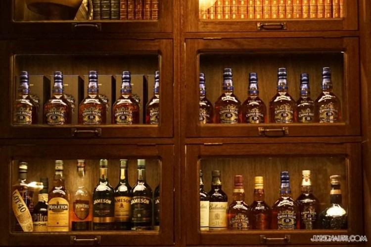 John Merivale jandM J M Whisky Bar (2)