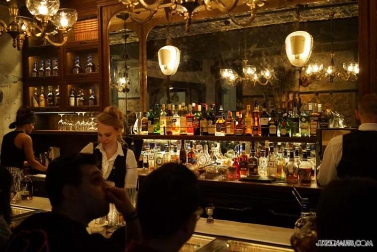 John Merivale jandM J M Whisky Bar (5)