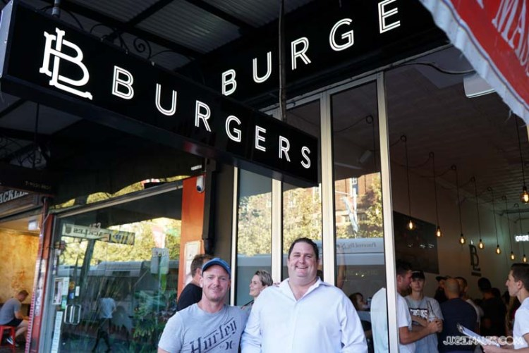 B L Burgers Bar Luca Darlinghurst (2)