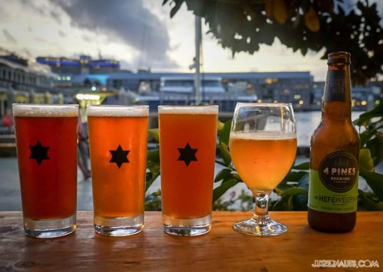 Beer Deluxe King Street Wharf Jugernauts (7)