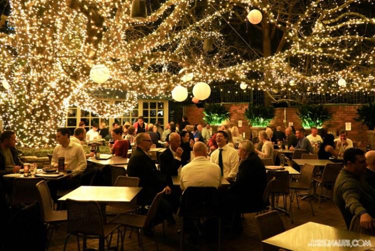Oaks Hotel Ross Hill Wines Low Slow Dinner