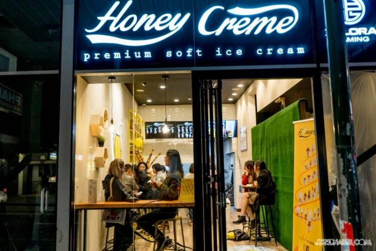 Honey Creme Sydney Chinatown Sydney CBD