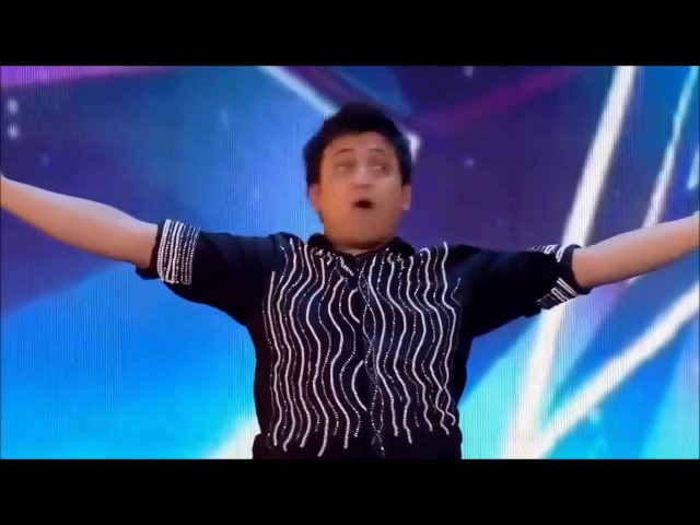 Awesome Juggling Skills In Britain's got Talent