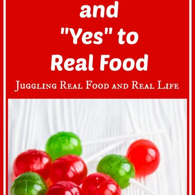 The Kitchen Clean-Out – Juggling Real Food and Real Life