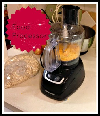 Food Processor - Great Gift for Foodies
