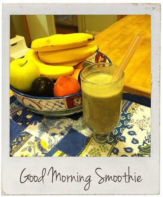 Good Morning Smoothie