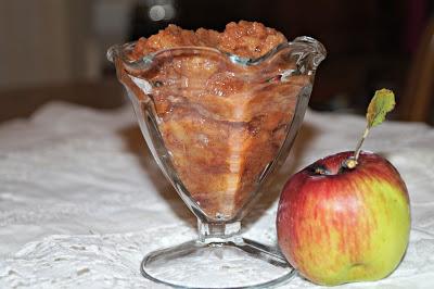Crockpot Cinnamon Applesauce