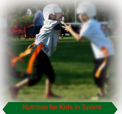 Nutrition for Kids Who Play Sports – Juggling Real Food and Real Life