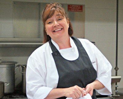 Chef Lou Ann Colaric