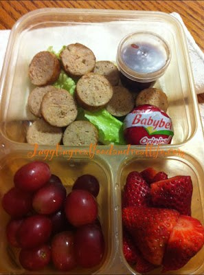 Real Food Lunch Box